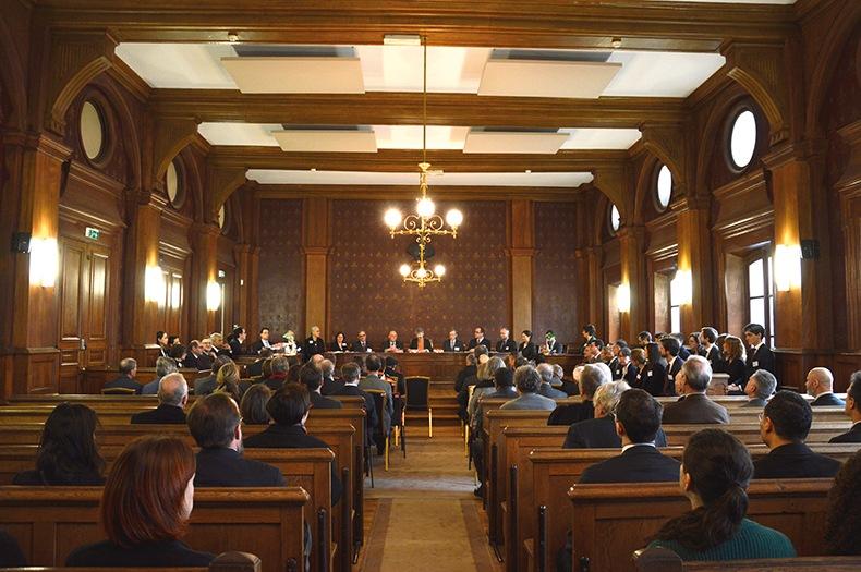 Audience solennelle du 3 février 2020